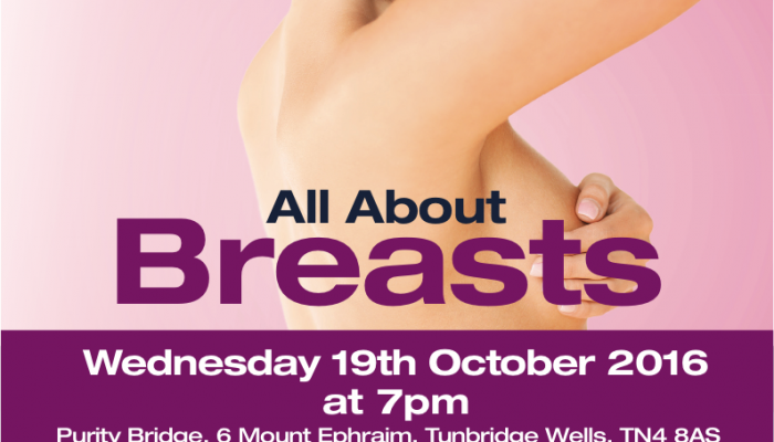 The Purity Bridge Breast Awareness Evening!