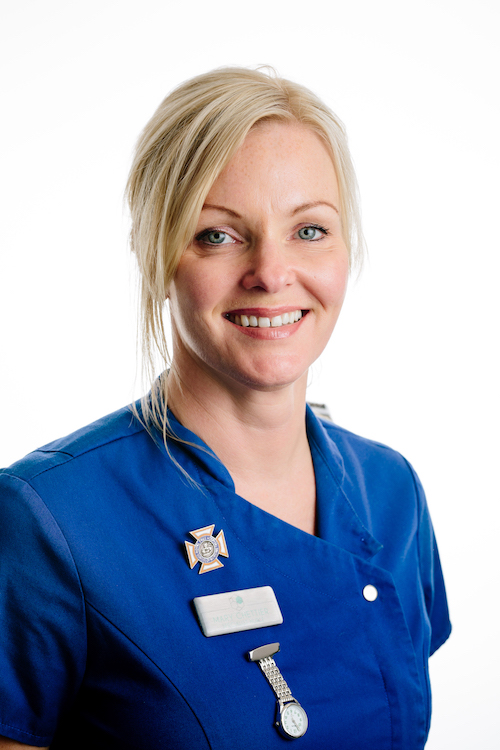 Mary – Specialist Nurse