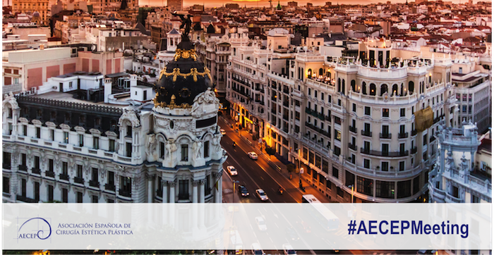 The Spanish Society Of Aesthetic Plastic Surgery Meeting – Madrid, November 2016