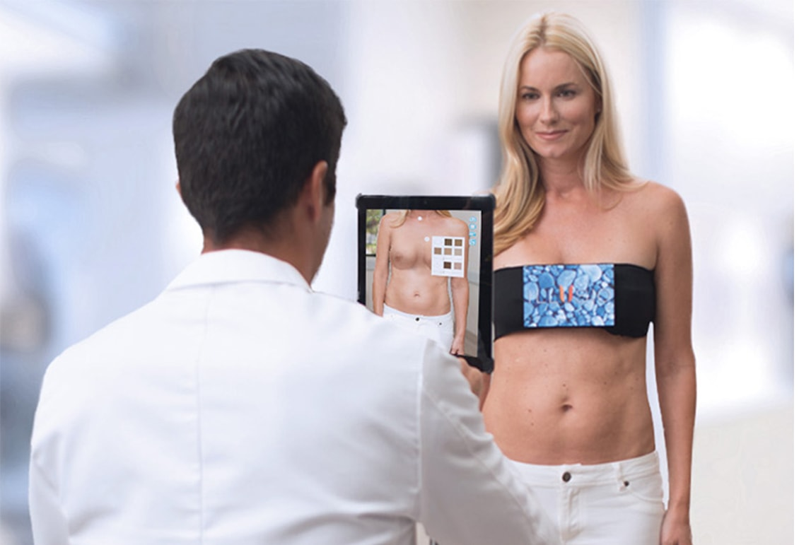 3d simulation for breast augmentation